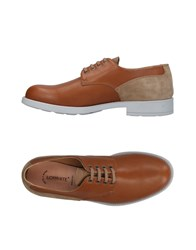 Lo.White Lo. White Lace Up Shoes Brown