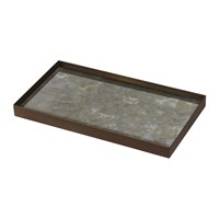 Notre Monde Fossil Organic Glass Tray Medium