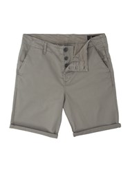 Label Lab Dalion Chino Shorts Military Green