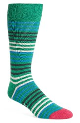 Paul Smith Men's Sanny Stripe Socks