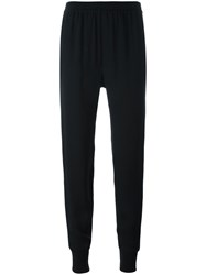 A.F.Vandevorst 'Phone' Trackpants Black