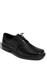 Ecco 'Helsinki' Plain Toe Oxford Men Black