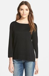 Women's Halogen Side Zip Sweater