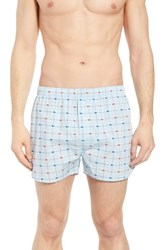 Lacoste Cotton Boxers Omphalodes