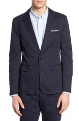 French Connection Men's Big Spin Cotton Twill Blazer