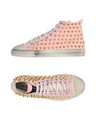 Gienchi Footwear Low Tops And Trainers Women Pink