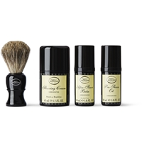The Art Of Shaving Unscented Initiation Kit Black