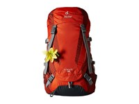 Deuter Ac Aera 22 Sl Papaya Lava Backpack Bags Orange