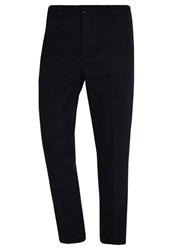 Kiomi Trousers Navy Dark Blue