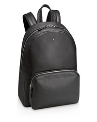 Montblanc Mst Soft Grain Leather Backpack