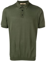 Nuur Classic Polo Shirt Green