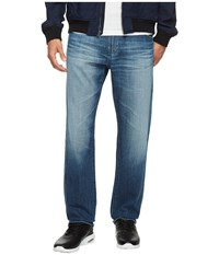 Ag Adriano Goldschmied Graduate Tailored Leg Denim In 15 Years Forgery 15 Years Forgery Men's Jeans Blue