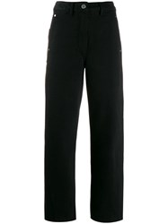 Christophe Lemaire Twist Seam Jeans Black