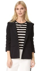 Bb Dakota Shiri Hooded Blazer Black