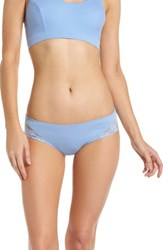 Samantha Chang 'S High Street Briefs Periwinkle