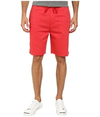 Converse Core Plus French Terry Short Casino Men's Shorts Pink