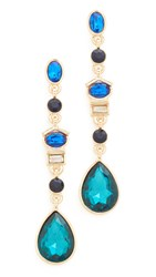 Adia Kibur Taylor Earrings Blue