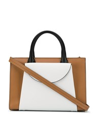 Marni Top Handles Tote Bag Giallo