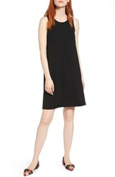Halogen A Line Dress Black