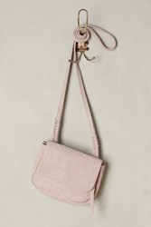 Anthropologie Marietta Crossbody Bag Pink