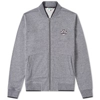 Kenzo Tiger Zip Sweat Grey