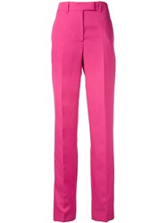 Calvin Klein 205W39nyc Side Stripe Tailored Trousers Pink