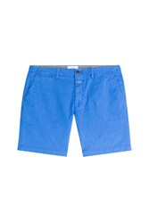 Closed Classic Cotton Shorts Blue