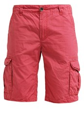 Petrol Industries Shorts Faded Red Light Red