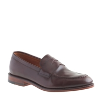 J.Crew Ludlow Penny Loafers Cigar Brown