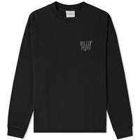 Nasaseasons Long Sleeve Bullet Proof Tee Black