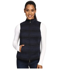 Aventura Clothing Jillian Vest Blue Indigo Women's Vest