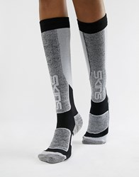 Skins Essential Active Thermo Socks Black Cloud