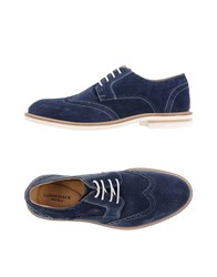 Lumberjack Lace Up Shoes Pastel Blue