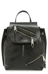 Marc Jacobs Zip Leather Backpack