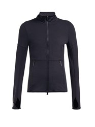 Adidas By Stella Mccartney X Parley For The Oceans Essential Stretch Jacket Black