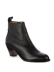 Helmut Lang Nappa Leather Boots Black