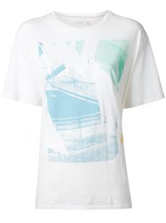 6397 Graphic Mant T Shirt White