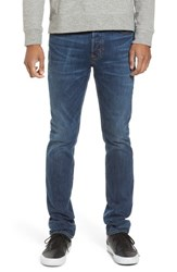 Hudson Jeans Men's Sartor Slouchy Skinny Fit Dropout