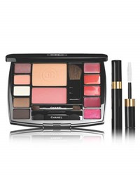 Chanel Travel Makeup Palette Destination 1Pce Makeup Essentials With Travel Mascara