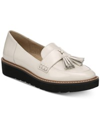 Naturalizer August Platform Loafers Beige