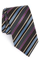 Men's J.Z. Richards Stripe Silk Tie