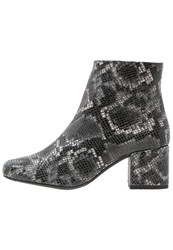 Sixty Seven Sixtyseven Vulcano Ankle Boots Black Dark Grey