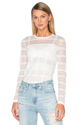 Bailey 44 Two Way Street Sweater White