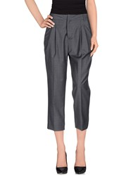 Gold Case Trousers 3 4 Length Trousers Women Lead