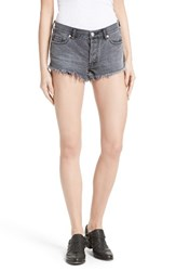 Free People Women's Cutoff Denim Shorts