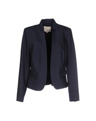 Rebecca Taylor Suits And Jackets Blazers Women Dark Blue