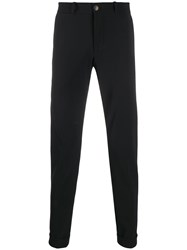 Rrd Tapered Slim Fit Trousers Black
