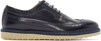 Tiger Of Sweden Navy Shine Charly 21 Brogues