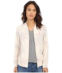 Obey Maven Jacket Natural Multi Women's Coat