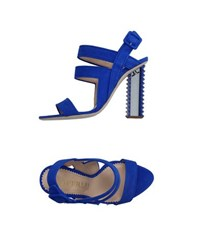 Aperlai Aperlai Footwear Sandals Women Bright Blue